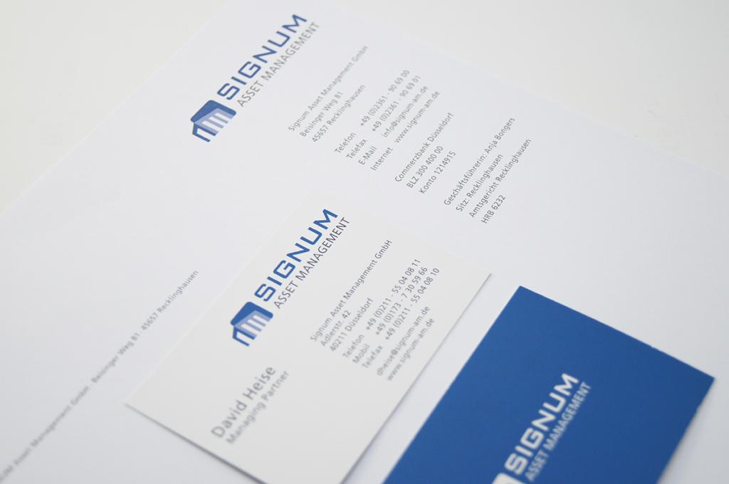 Corporate Design Agentur - Logoentwicklung